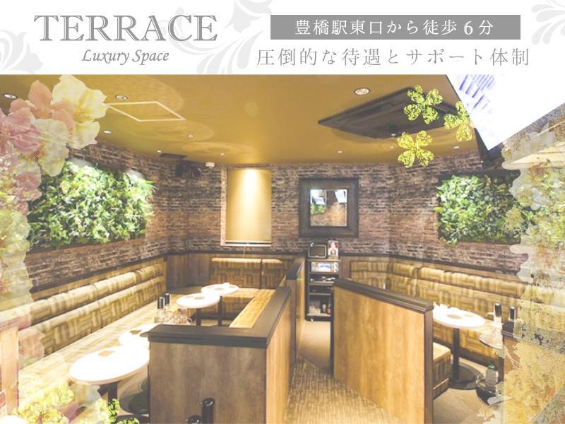 TERRACE Luxury Space 豊橋駅東口から徒歩6分 圧倒的な待遇とサポート体制